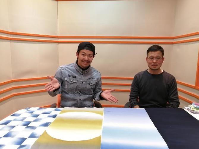 メディア出演:FMFUJI サノケン Build of life にゲスト出演いたします。