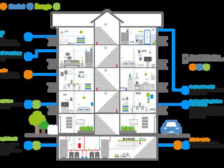 Bâtiment et logement connectés : vers plus de confort, de sécurité et d'efficacité énergétique