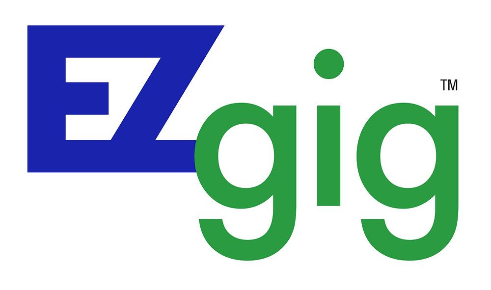 EZgig Logo