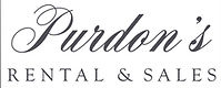 Purdon's Rental And Sales