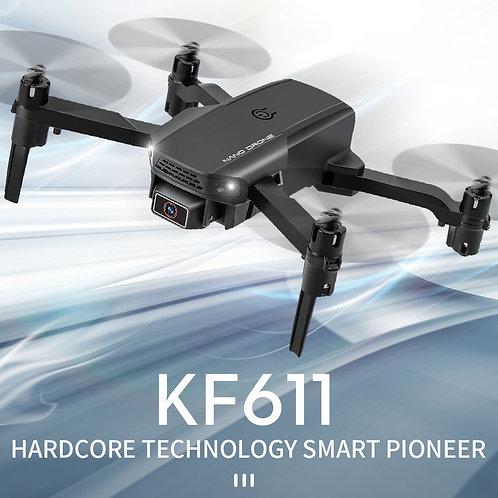 2020 NEW KF611 Drone 4k HD Wide Angle Camera 1080P HD WiFi Fpv Quadcopter Drone