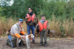 Kelly & Youth Pheasnt Huntiers.JPG