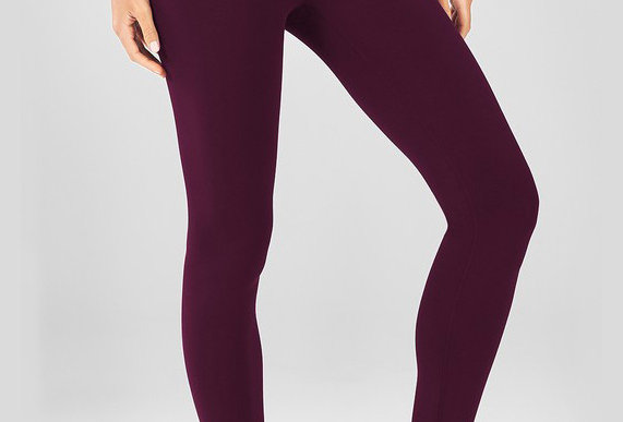 Luxe Legging Burgundy