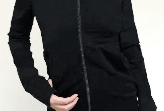 Performance Moto Jacket Black