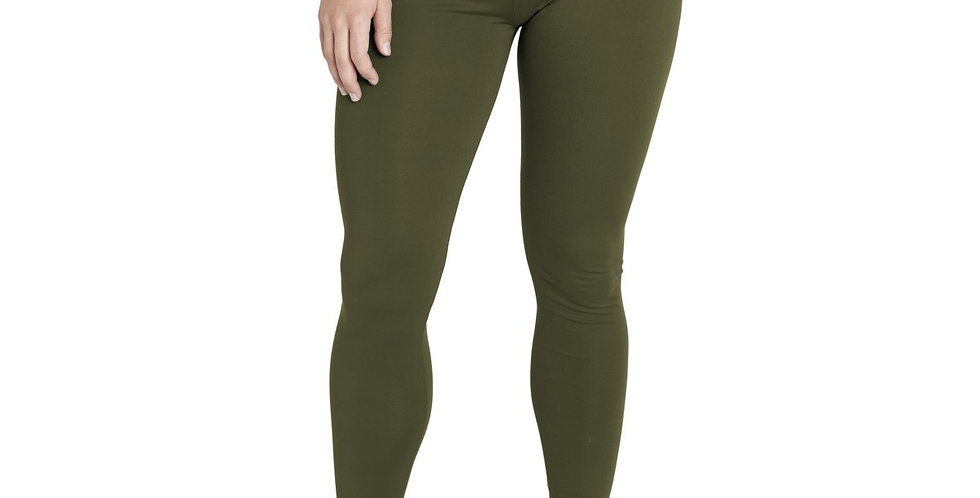Luxe Legging Olive