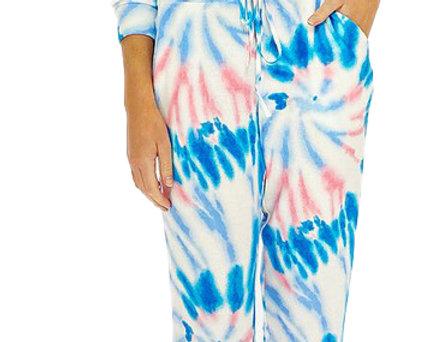 Lounge Set Tie Dye Swirl Ocean