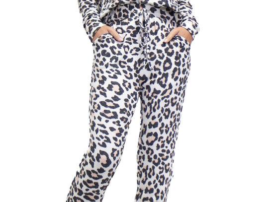 Lounge Set Leopard