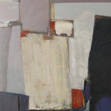 Rocks. oil on canvas, 60 W x 80 H cm. 2020