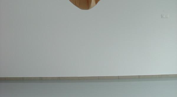 In between. Installation. Skoky, Poland. 2013