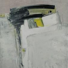 Bird's flight. oil on canvas, 60 W x 80 H cm, 2020