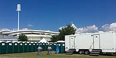 Portable restroom rentals for special events in Florida