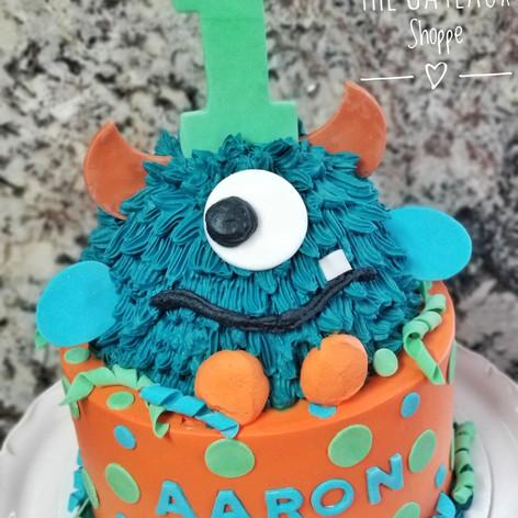 Mosnter Cake