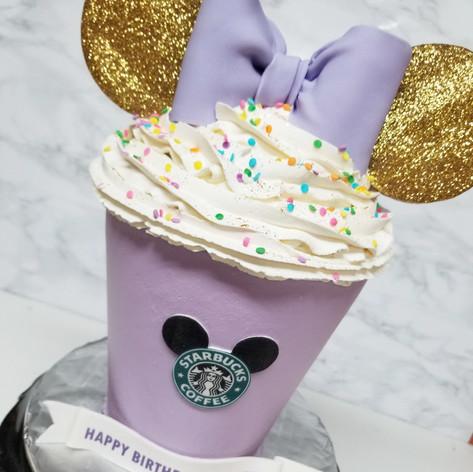 Minnie Mouse Starbucks