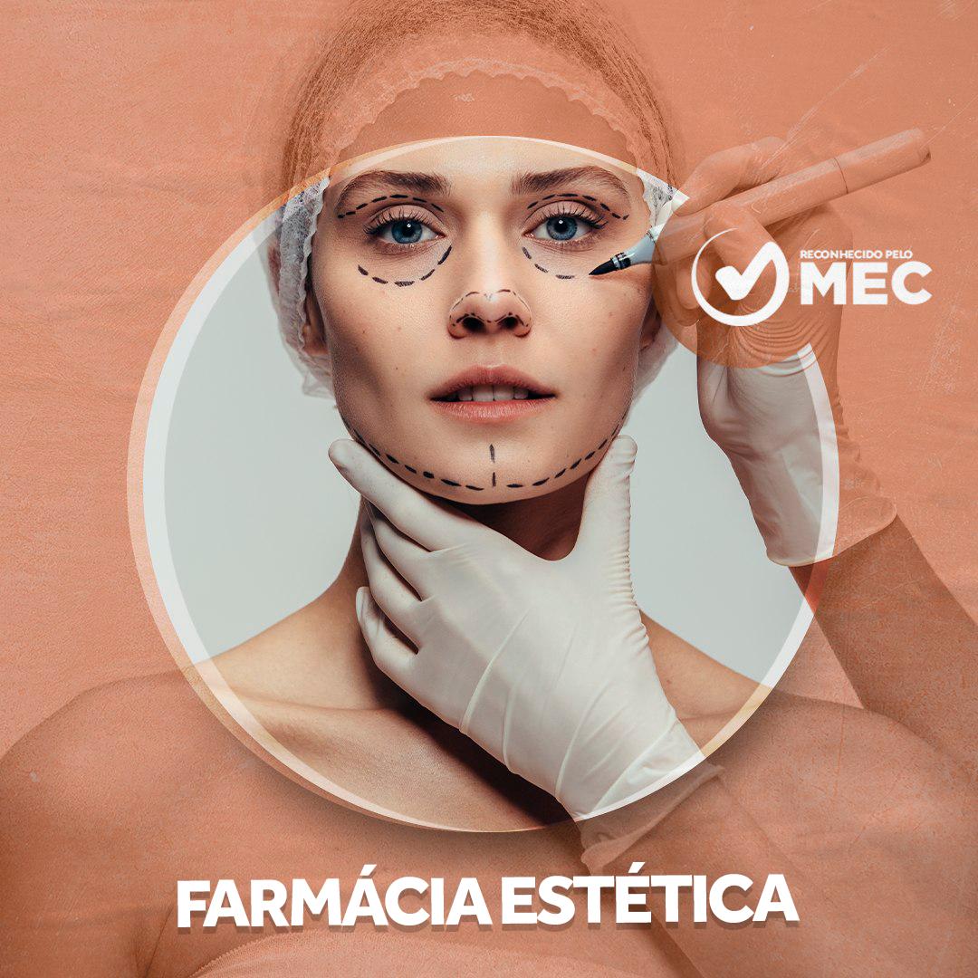 FARMÁCIA ESTÉTICA
