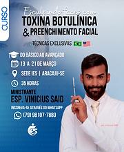 toxina botulinica - vinicius said atuali
