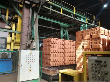 Заемщик ФРП запустил в Забайкалье после проведенной модернизации  производство керамического кирпича