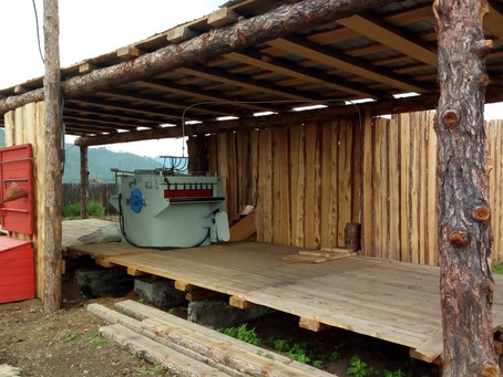 Заемщик Фонда развития промышленности Забайкалья увеличил базу оборудования и спецтехники