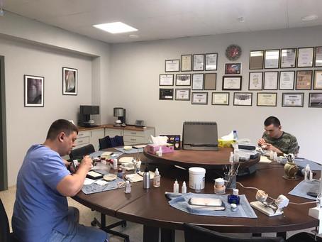 Займ ФРП Забайкалья позволил сделать новый шаг в производстве стоматологических реставраций в крае