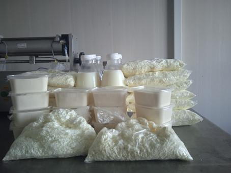 Заемщик Фонда развития промышленности Забайкалья запустил мини-завод по переработке молока