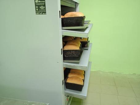 Предприятие из Улетовского района модернизировало производство хлеба благодаря господдержке