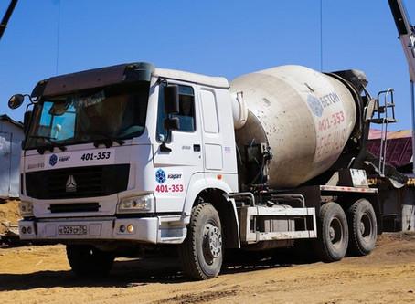 Заемщик Фонда развития промышленности Забайкалья увеличил объемы производства бетонной продукции