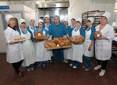 Сырье для производства хлебобулочной продукции закупил заемщик ФРП Забайкалья