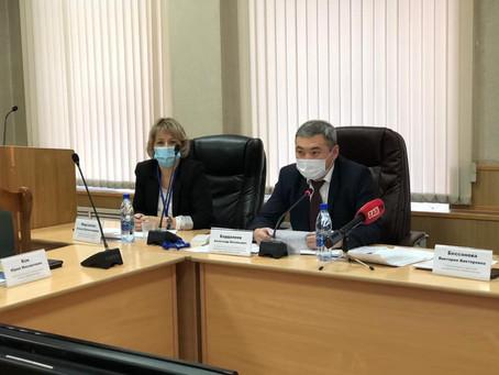 Гендиректор Фонда развития промышленности Забайкалья приняла участие в обсуждении Индекса роста МСП