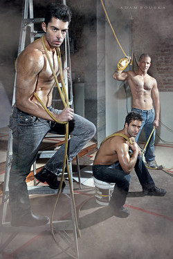 Frontier's Magazine Photo Spread