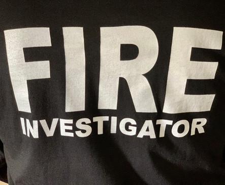NFMFD Fire Investigator