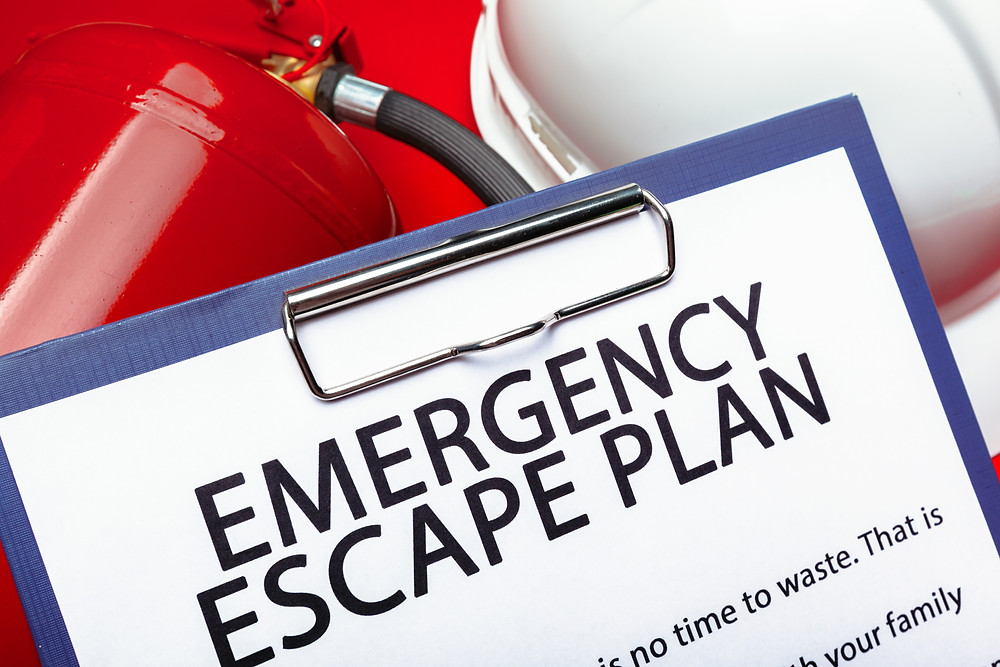 fire safety escape plan
