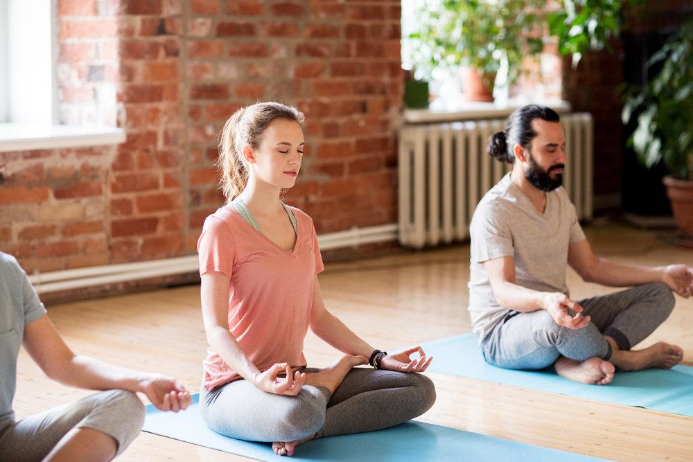 Yoga - Pacote 08 Sessões