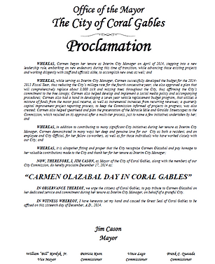 Carmen Olazabal Day Proclamation.PNG