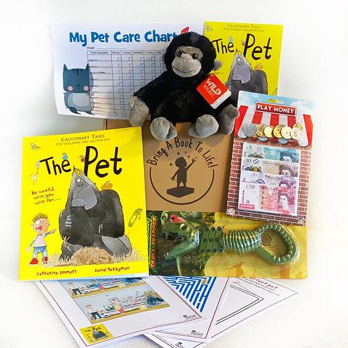 Pet Friends Little Reader