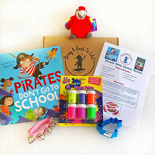 Shiver Me Timbers 3-5 years September Box