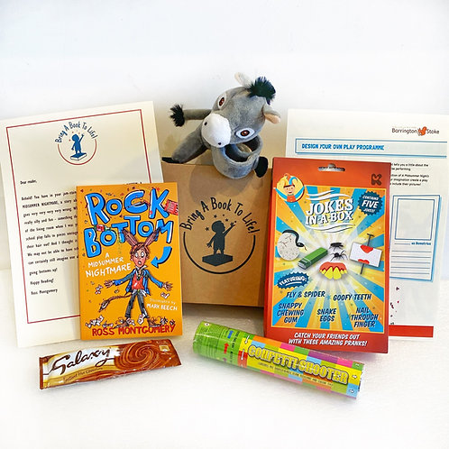 A Twisted Classic Reluctant Reader/Dyslexia Friendly Single Box