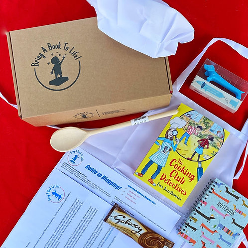 The  Great Bring a Book to Life Bake Off Confident Reader