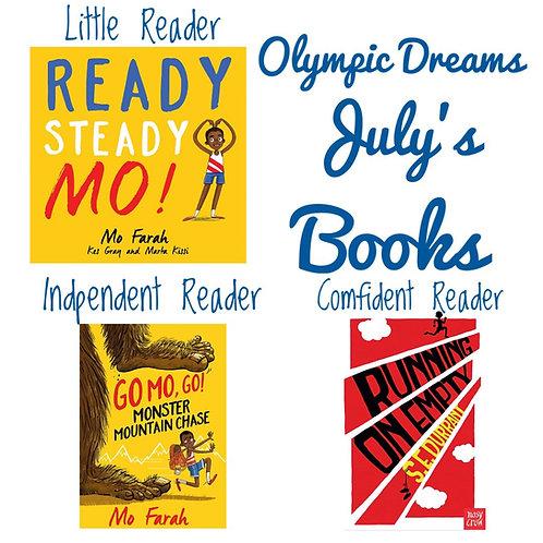 Olympic Dreams Family Box