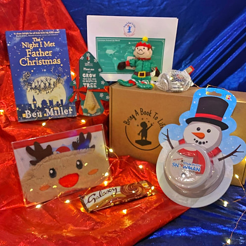 Believe in the Magic of Christmas! 9+ yrs Box