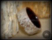 Bentwood_ring_-_antler_snakewood_core_ri