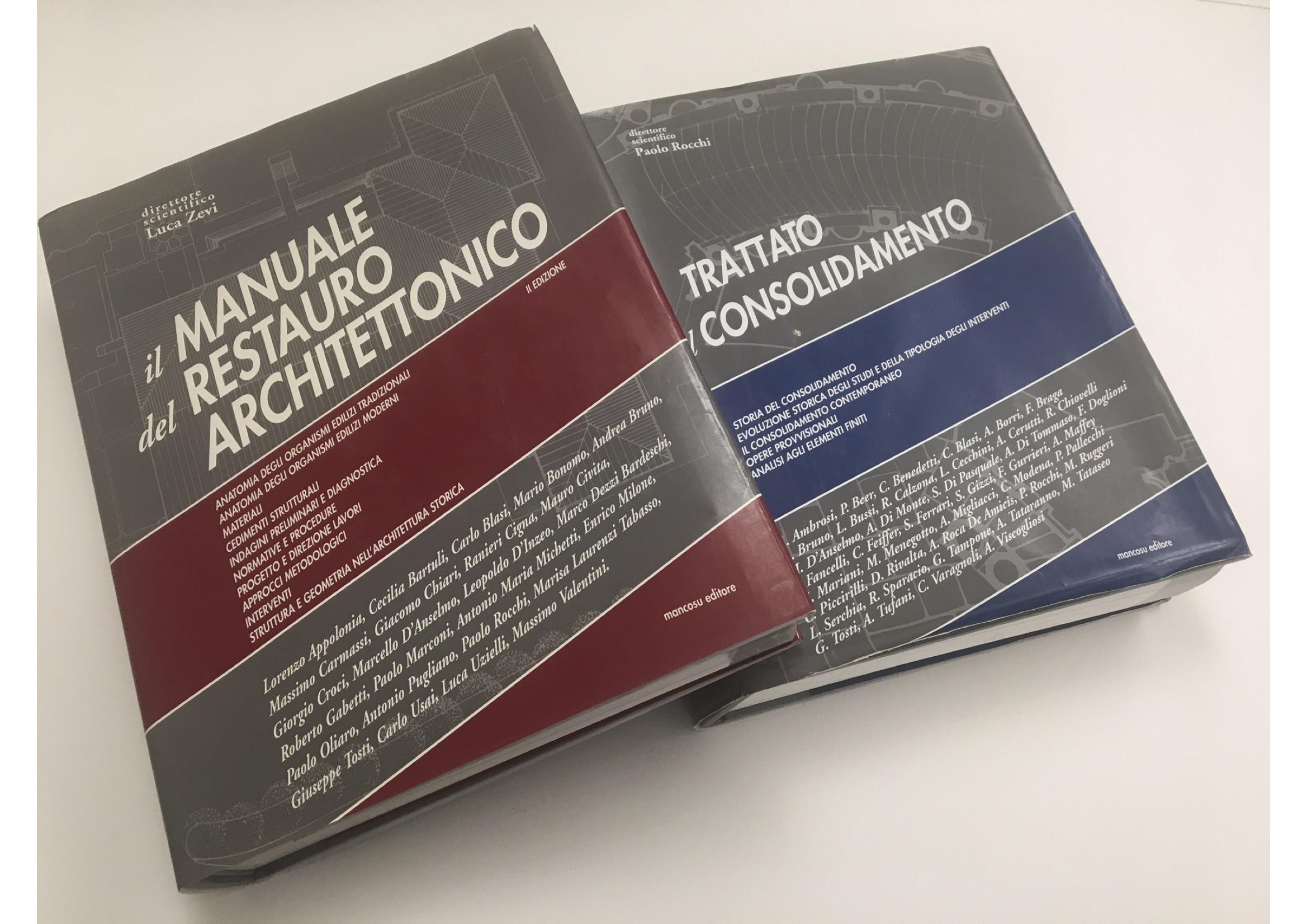 manuali consolidamento