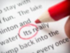 servicio perfeccionamiento del curriculum en inglés
