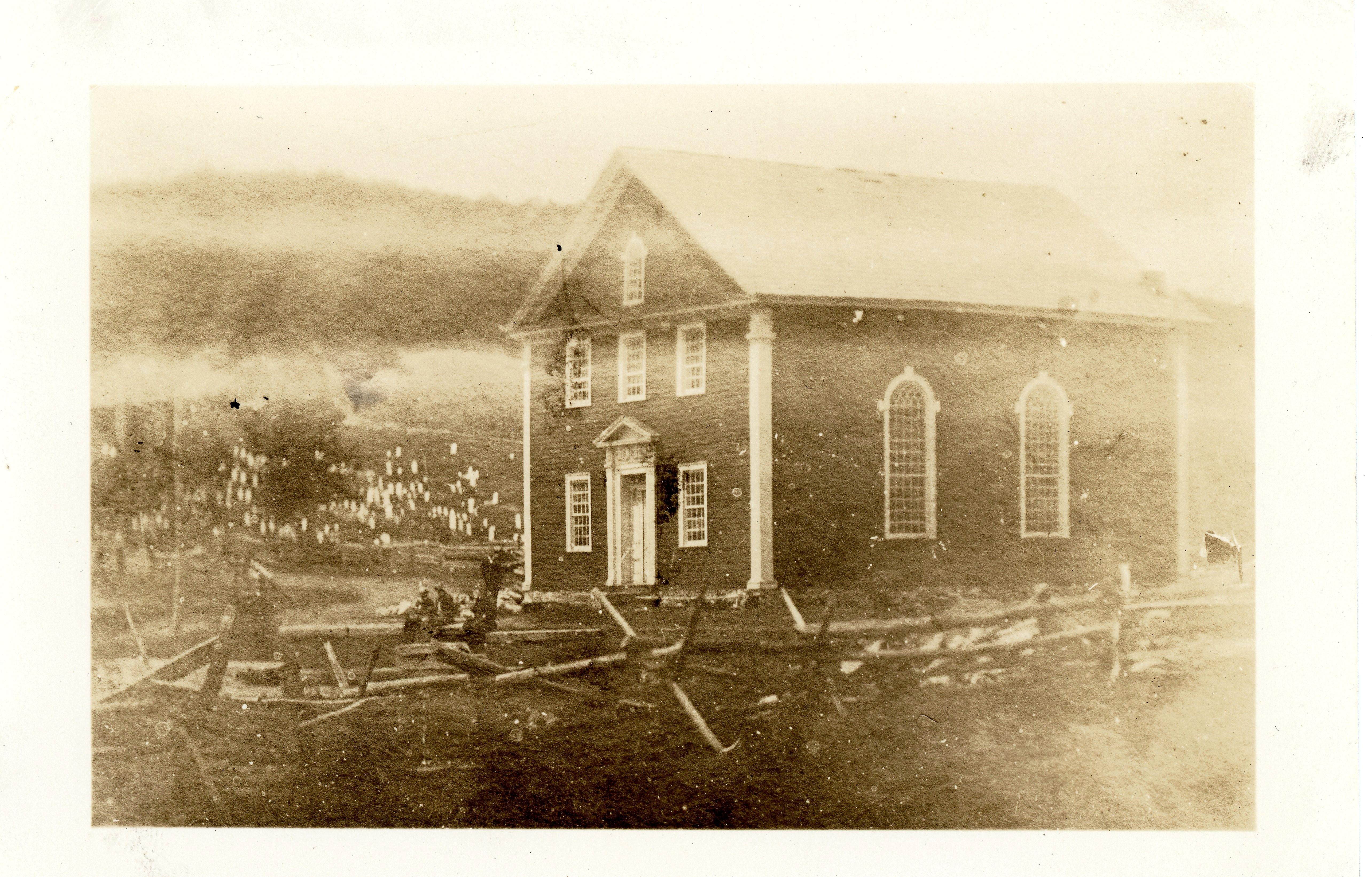 2nd church