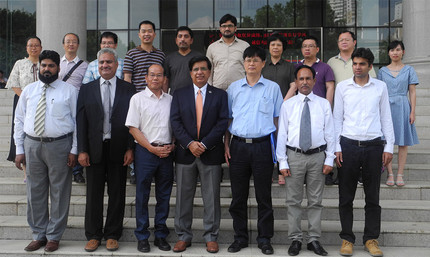 Pakistani Delegation Visit to Guangxi University