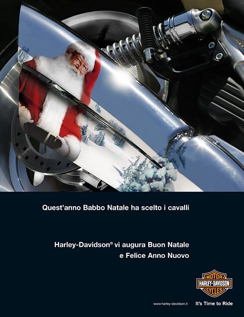 Harley-Davidson Natale