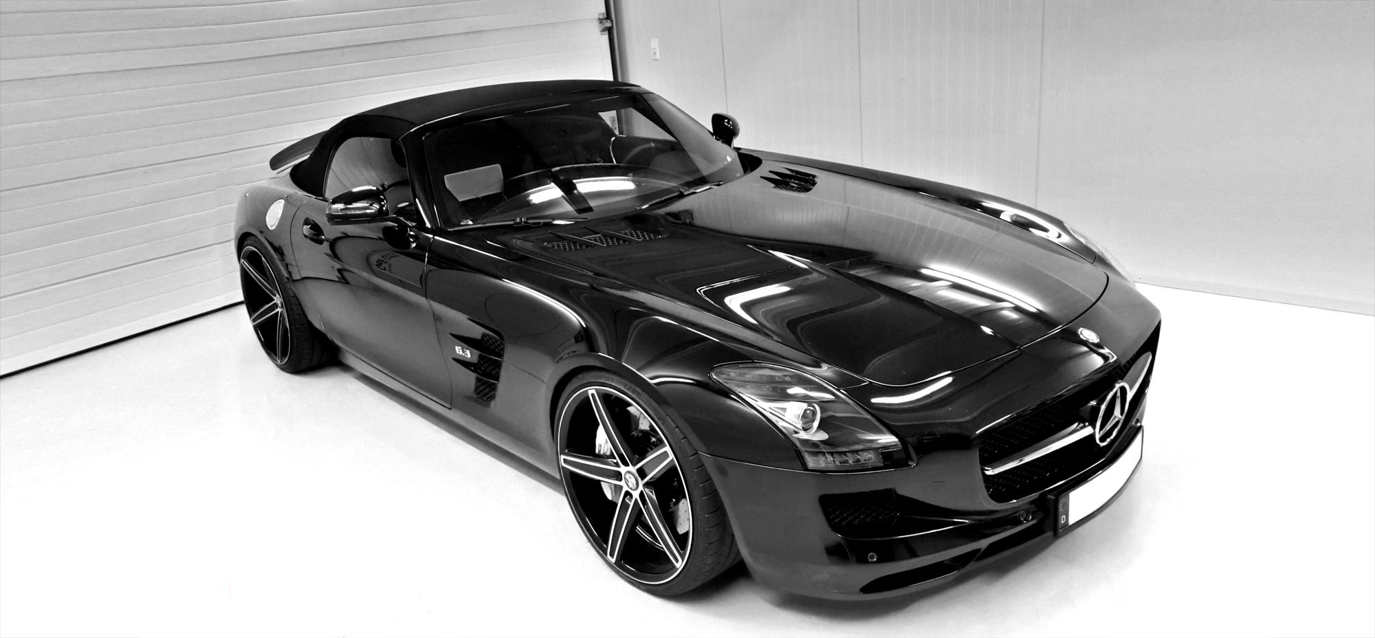 Mercedes SLS AMG Roadstar