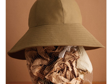 Exhibition at L'INTERIEUR  ' MIND THE HAT ' 7th collection