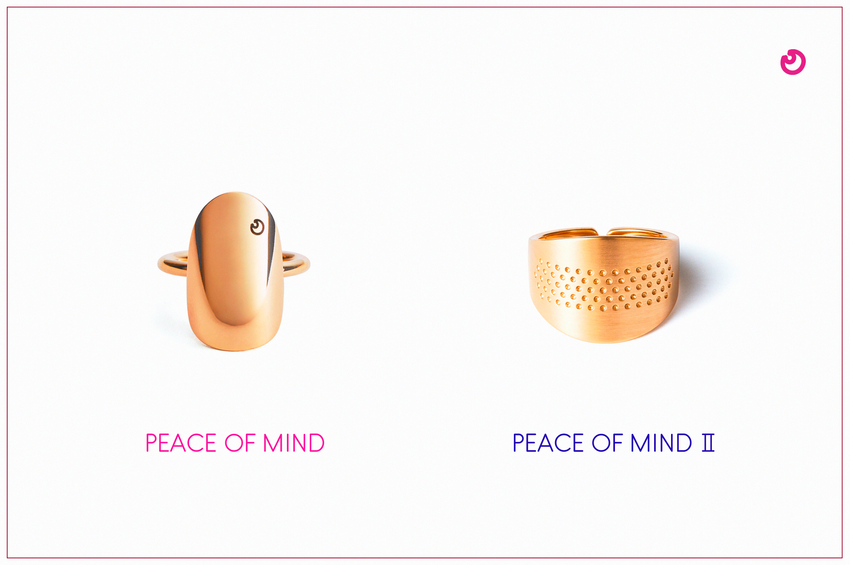 Exhibition-New ring: PEACE OF MIND Ⅱ