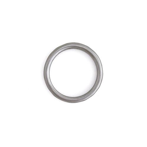 plain ring - K18WG/2.8mm