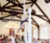Aerial Arts worship dance