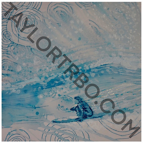 HOLY WATER Series 1 Print 1